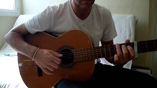 Kendji Girac - Pour oublier tuto guitare YouTube En Français