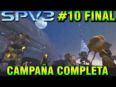 Halo SPV3 | Misión 10 FINAL en Español | Campaña Completa