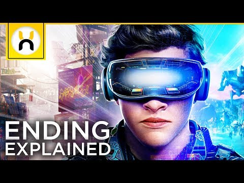 Ready Player One Ending Explained