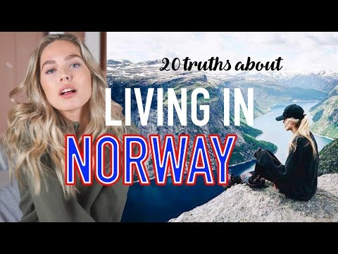 LIVING IN NORWAY - what it's really like | Cornelia