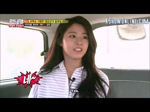 [ENGSUB] Running Man Episode 293 AOA's Seolhyun Support Gary
