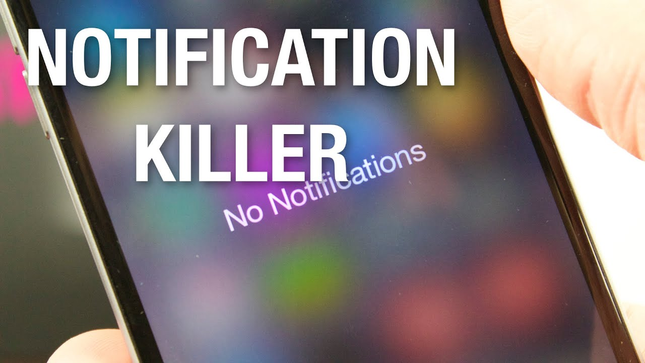 Notification killer remove all notifications at once youtube notification killer remove all notifications at once ccuart Image collections