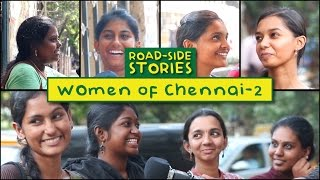 Road Side Stories - Women of Chennai Part 2  | Put Chutney