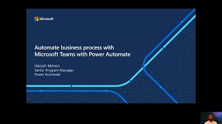 Automate business process with Microsoft Teams with Power Automate | OD238