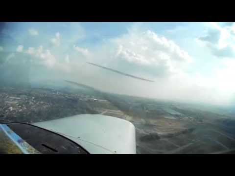 Navigational exercises Charlie Area Boundaries Solo - Cessna 152
