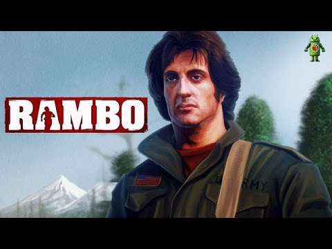 Rambo - The Mobile Game (iOS/Android) Gameplay HD