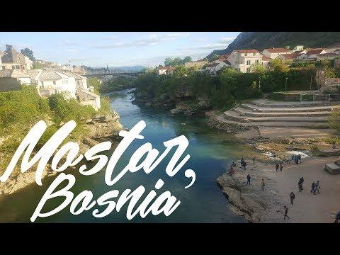 Mostar, Bosnia | SPRING BREAK TRAVEL VLOG #2