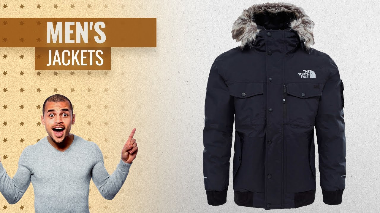 5119b65d02f The North Face Men's Jackets 2019 Best Sellers Collection Review ...