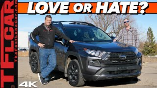 Here's Why I Replaced My Tacoma & 4Runner with a 2020 Toyota RAV4 TRD Off-Road - Dude I Love My Ride