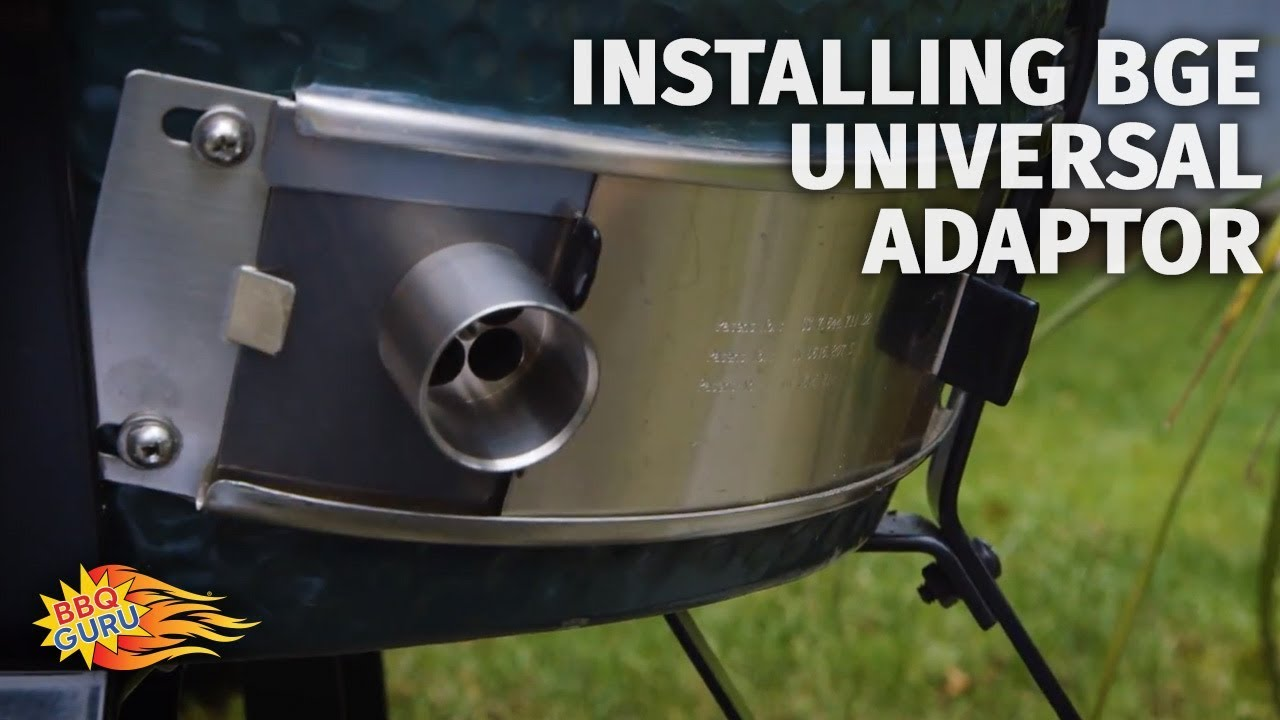 Bbq Guru Party Q Bbq Guru Adaptor Installation Videos