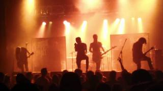 Memphis May Fire Live The Haunted Montreal 12 01 2012 At La Tulipe