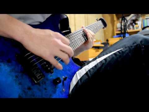 Mintjam / Rival(2014 Re-recording Version) Guitar 弾いてみた