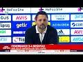 Erol Bulut: ''Bu Seviyede Bu Futbol Yetersiz!'' Fenerbahçe 3 - 4 Beşiktaş 29.11.2020