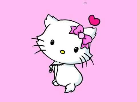 วาดการ์ตูน กันเถอะ สอนวาดรูป การ์ตูน ชาร์มมี่ คิตตี้ Charmmy Kitty
