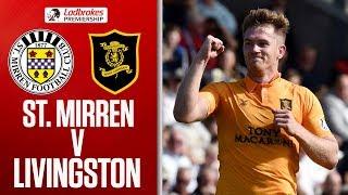 St Mirren 0-2 Livingston | Holt's Livingston earn away win | Ladbrokes Premiership