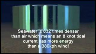 Renewable Energy From Tidal Turbines