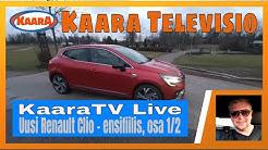 KaaraTV Live - uusi Renault Clio 2020