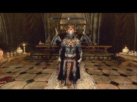 Lets play skyrim modded feat jullvia warrior of the silken skin part 3 sex with jullviaxxx - 4 5