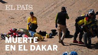 MUERE Paulo GONÇALVES en la séptima especial del DAKAR | Deportes