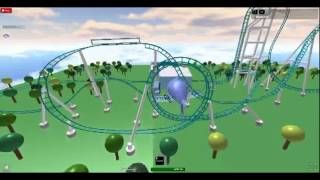 Roblox: The Great White New Roller Coaster
