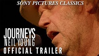 Neil Young Journeys Official Trailer