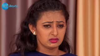 Rama Seetha - Indian Telugu Story - Episode 1001 - Zee Telugu TV Serial - Best Scene