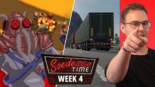 We're Live Streaming Again & Truck Driver News Video This Week | SOEDESCO Time Week 4
