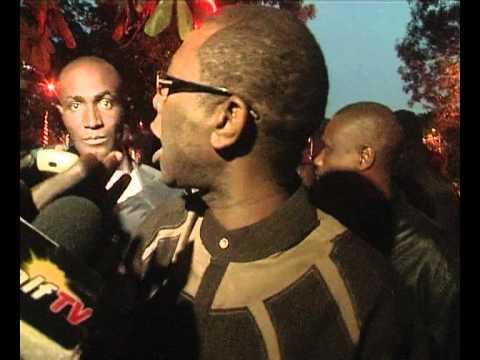 Youssou Ndour à la DIC (vidéo B)