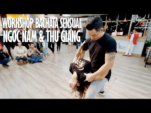 Someone You Loved - Lewis Capaldi (DJ Tronky) @ Workshop Bachata Sensual by NGOC NAM & THU GIANG