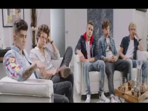 "SKETCH de ""Best song ever"" - One Direction (Español latino)"