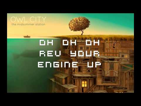 Owl City - Speed of Love with Lyrics (HQ)