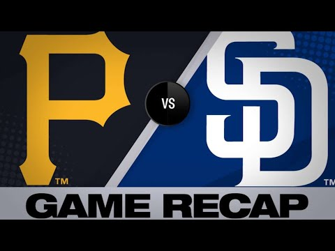 Sports Wrap with Ron Potesta - Kinsler's Homer Lifts Padres Over Pirates