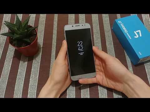 Впечатления от Samsung Galaxy J7 2017