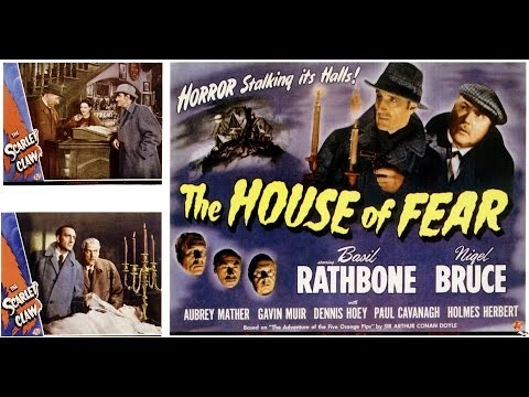 The House of Fear (1945) Full Movie