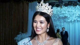 Мисс Кыргызстан-2017 — о дорогах и митингах в стране