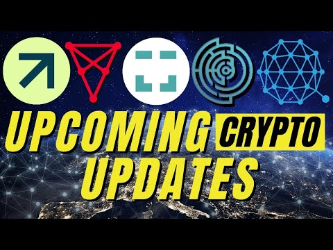 HUGE UPCOMING CRYPTO EVENTS! xDai Stake, Chiliz, Effect.ai, Swicheo, Dusk Network, Qtum