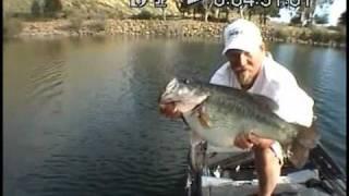 Butch Brown 65+lb limit with an 18.5 lb. KICKER!