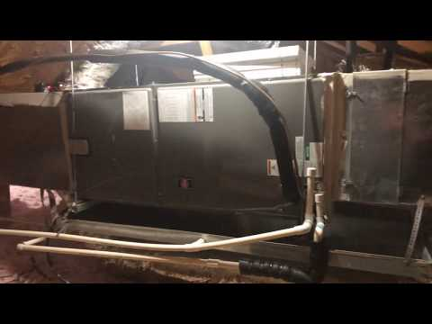 How To Change A Air Filter In Your Conditioning Unit Horizontal Configuration You