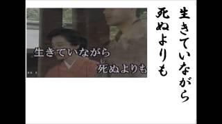 吉幾三作曲、星野哲郎作詞、福田こうへい唄の「門出」です。音声で吉幾...