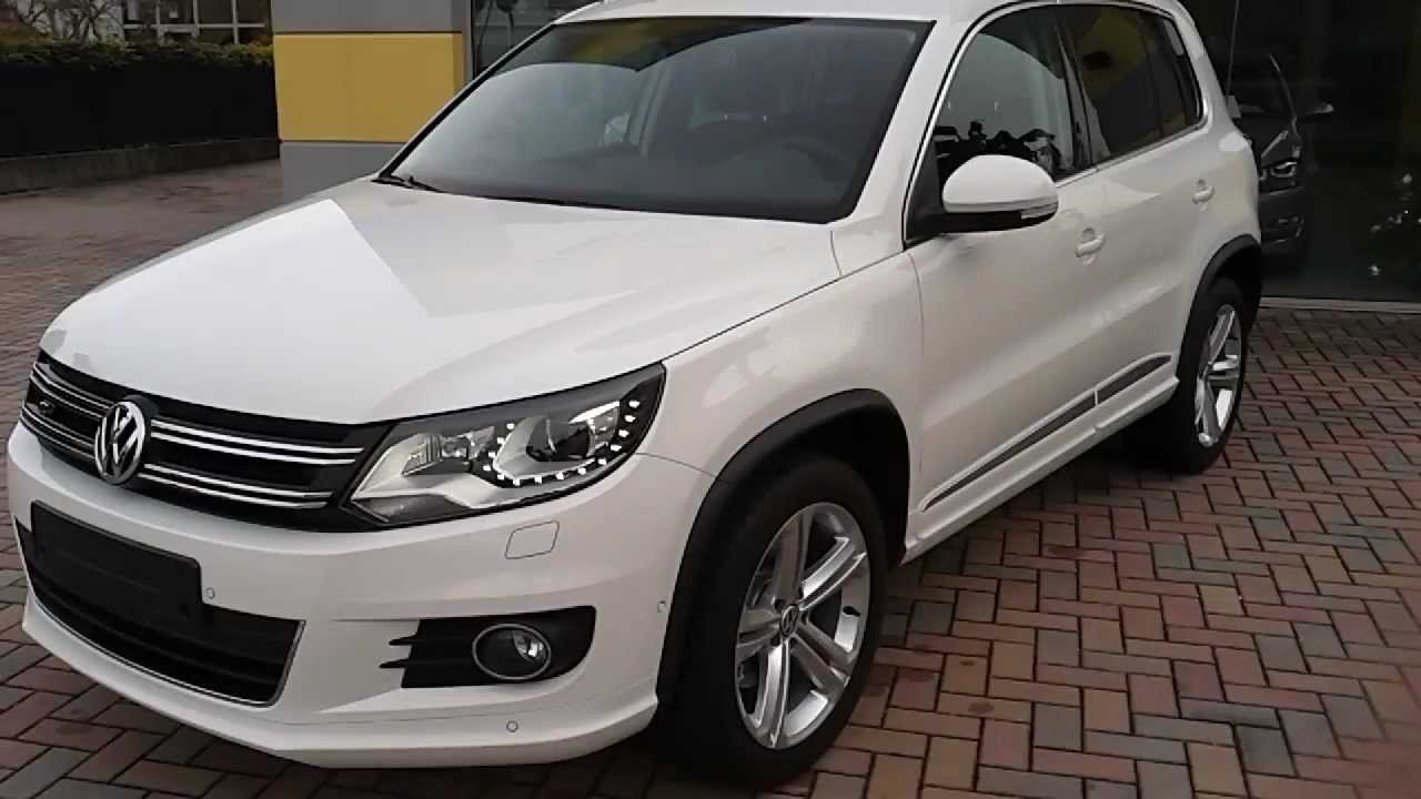 tiguan 2 0tdi 110cv sport style r line youtube. Black Bedroom Furniture Sets. Home Design Ideas