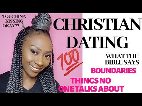 christian dating relationship boundaries