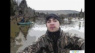 Сплав по реке Вагран. Североуральск. 5.05.2018