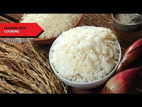 How to make Thai food at home – Jasmine Rice Cooking