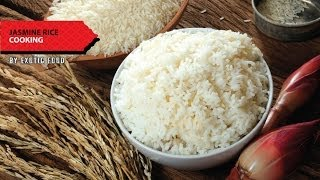 How To Make Thai Food At Home - Jasmine Rice Cooking