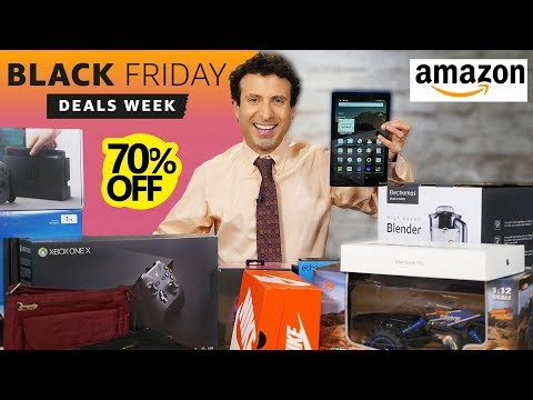 Best Amazon Black Friday 2017 Deals (Top 50!)