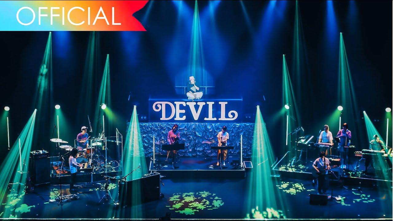 """ビッケブランカ / ポニーテイル (from Devil Tour """"Promised""""2021.3.28 at NAKANO SUNPLAZA HALL)"""