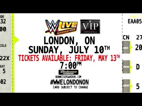 What Is Wwe Live Summerslam Heatwave Tour
