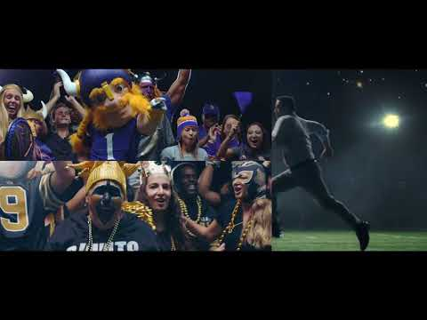ESPN Commercial - MONDAY NIGHT FOOTBALL 8/2017