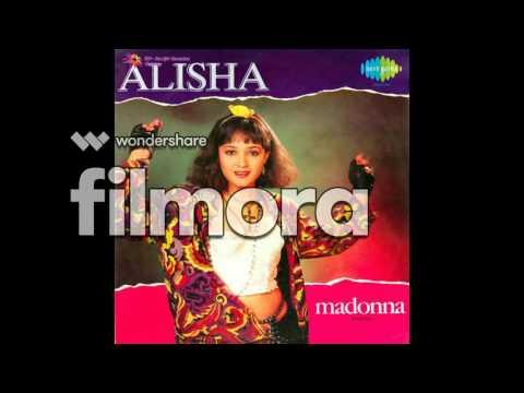 ALISHA   Tere Bina (Live To Tell)