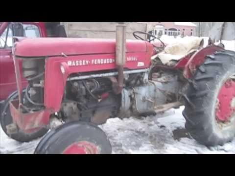 Early 50s Massey Ferguson 65 Diesel